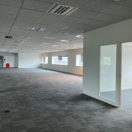 Uxbridge modern office complex
